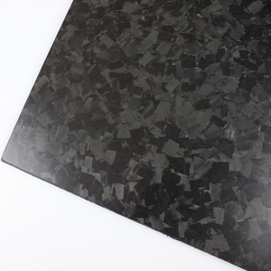Forged  Carbon Fiber Sheet